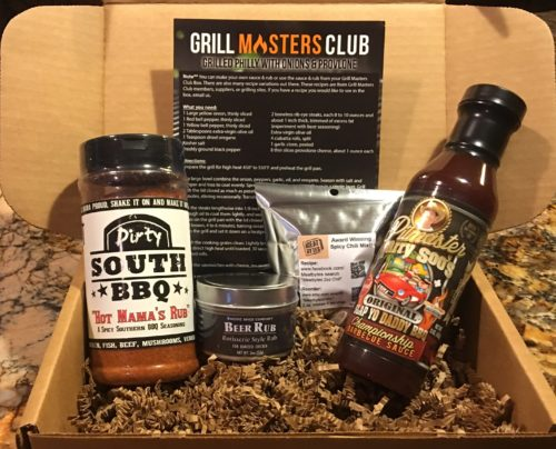 May's Monthly BBQ Box