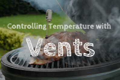 Controlling Temperature with Vents